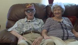 70 yıl aynı yastığa baş koydular, aynı gün öldüler!