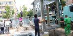 Sakarya Caddesi'nin çöp konteynırları yenilendi