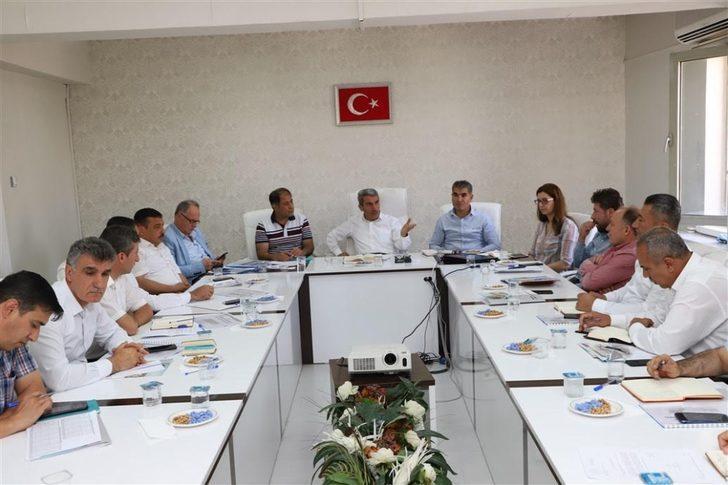 Mardin'de eğitim toplantısı gerçekleştirildi