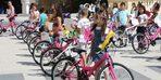 Büyükçekmece'de başarılı öğrencilere 143 adet bisiklet dağıtıldı