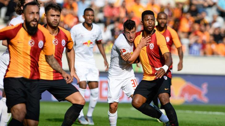 Leipzig 3 - 2 Galatasaray