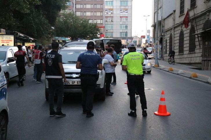 İstanbul'da 12'nci Yeditepe Huzur denetimleri! Helikopter de destek verdi