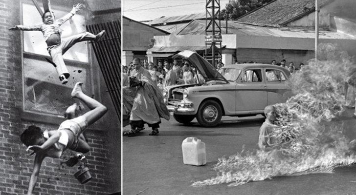 Tarihten bazı önemli anlar ve onları çeken fotoğrafçılar