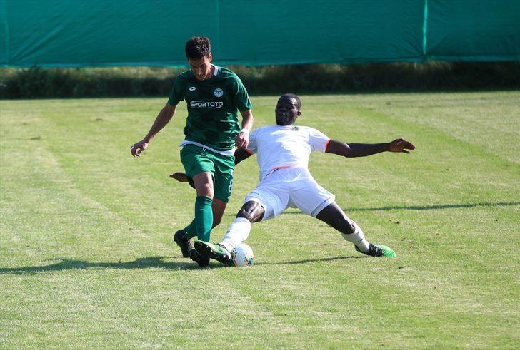 Konyaspor 0 - 1 Alanyaspor