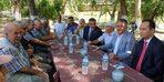 Vali Yazıcı Balya'da vatandaşlarla buluştu