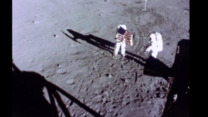 ABD Ay'a Ayak Basılışının 50. Yılını Kutluyor