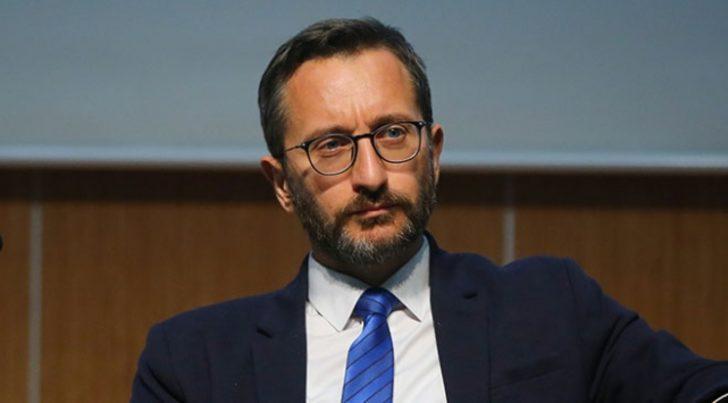 Fahrettin Altun'dan 'Kıbrıs Barış Harekatı' açıklaması