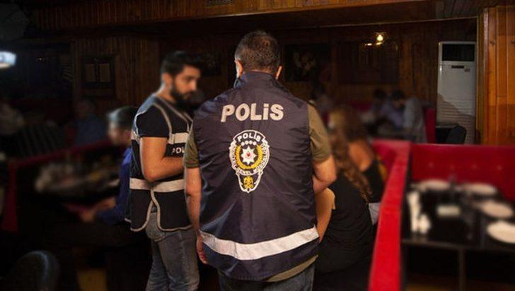 Ankara'da asayiş uygulaması! 5 bin 234 kişinin kimlik bilgileri sorgulandı