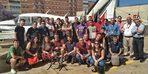 Öğrenciler, İspanya'da dron eğitimi aldı