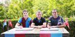 Trabzonspor'da imza töreni