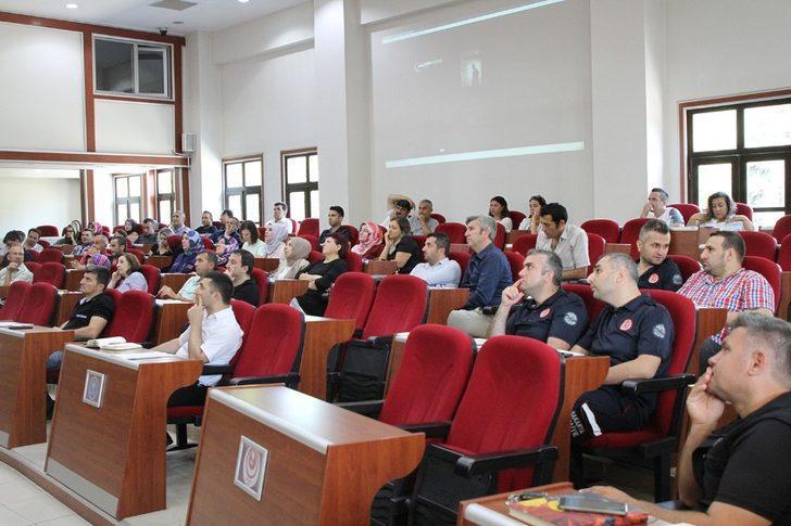 Büyükşehirde personel eğitimleri devam ediyor