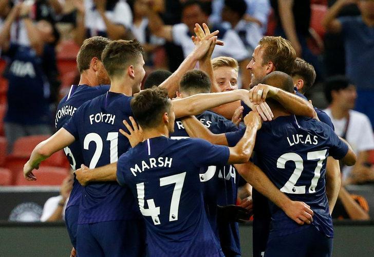 Juventus 2 - 3 Tottenham