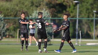 Beşiktaş, Kocaeli'yi gole boğdu