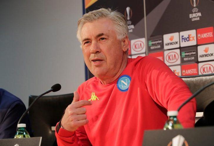 Ancelotti'den Eljif Elmas sözleri