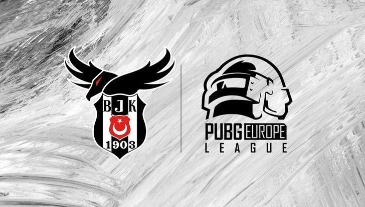 Beşiktaş Esports, Pubg Europe League'de!