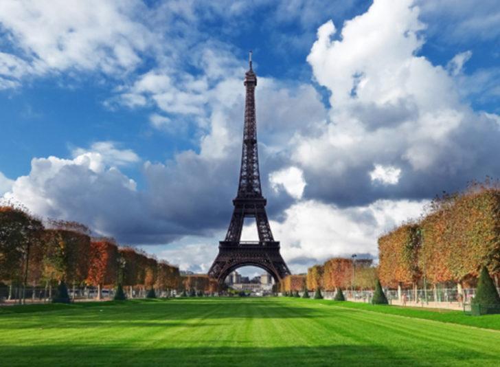 Aşıkların şehri Paris'e gitmek için 10 geçerli sebep