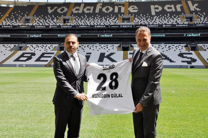 İşte Beşiktaş'a yeni giyim sponsoru