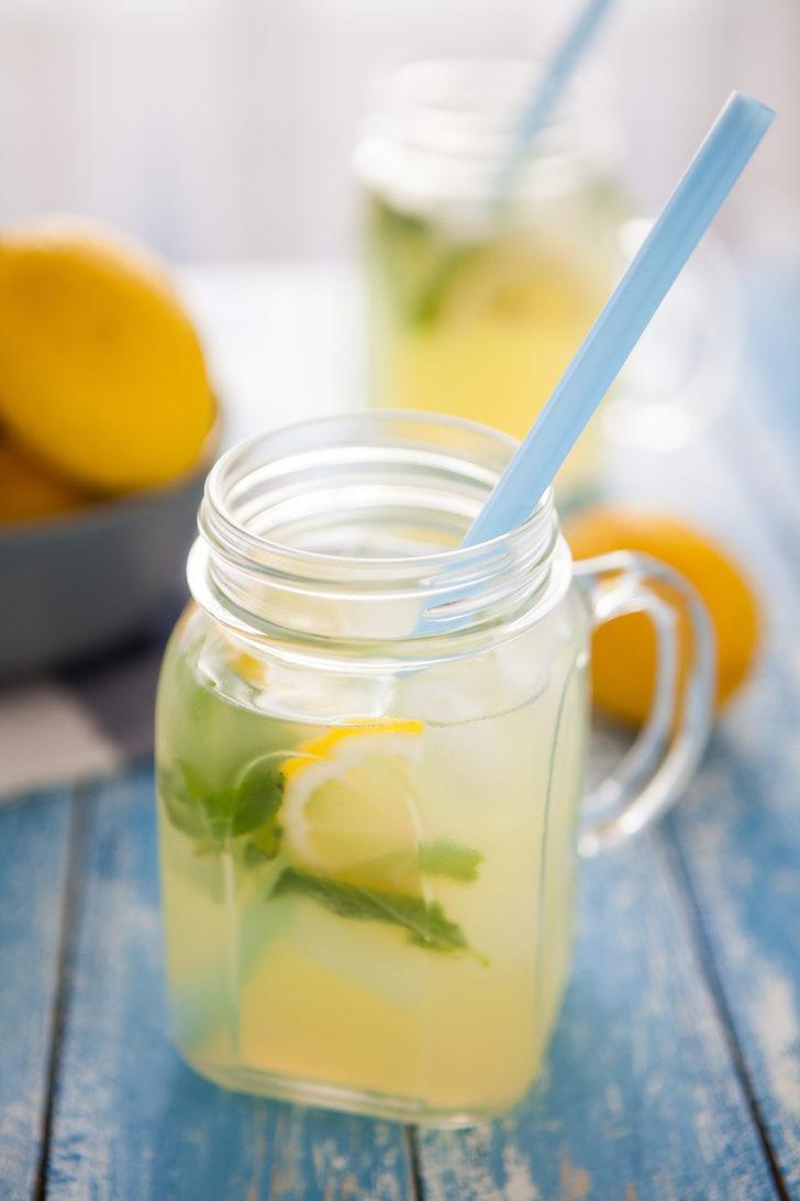 Ev yapımı limonata tarifi, ev yapımı limonata nasıl yapılır?