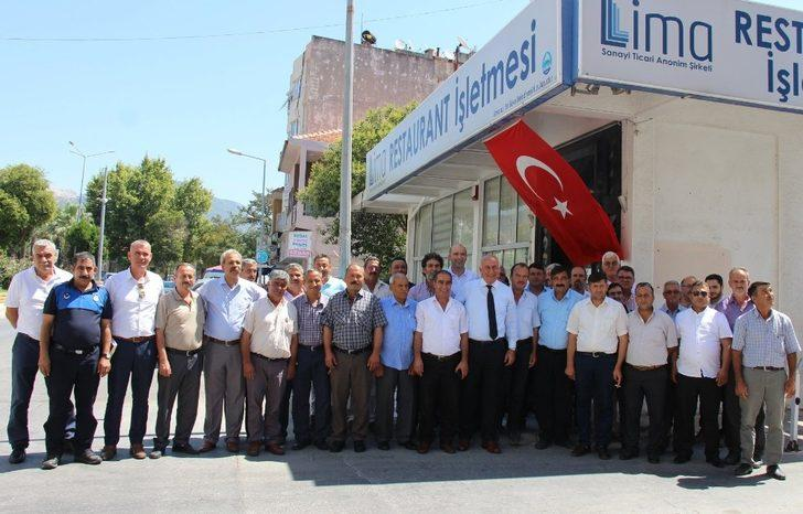 Başkan Tuncel, mahalle muhtarlarıyla bir araya geldi