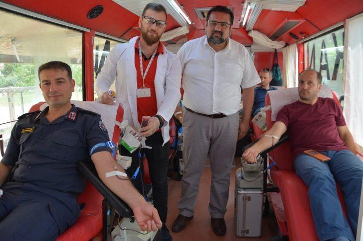 Protokolden kan bağışına tam destek