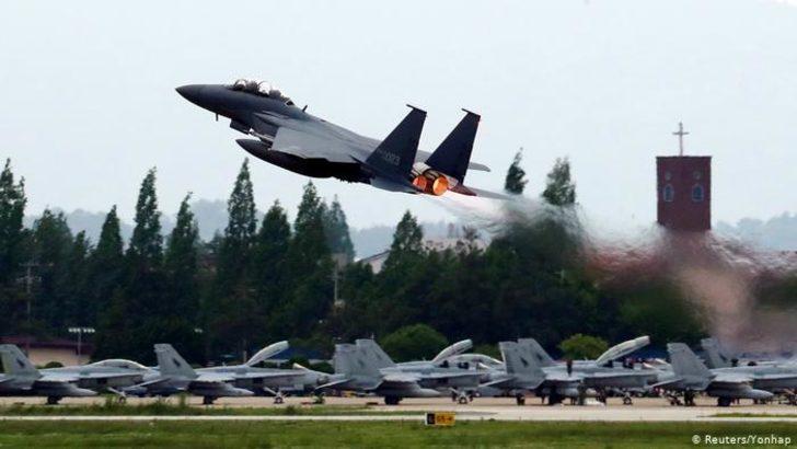 Tansiyon yükseldi! Rus savaş uçağına ateş açıldı!