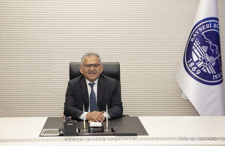 Başkan Büyükkılıç, 24 Temmuz Basın Bayramı nedeniyle bir mesaj yayımladı