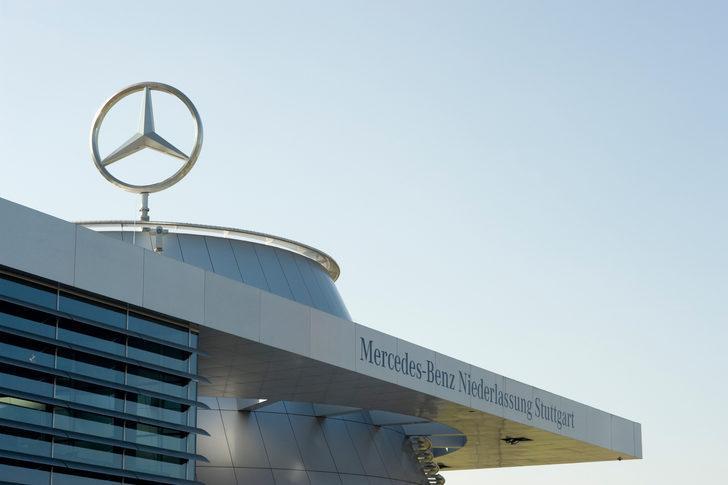 Çinli BAIC Group Daimler hisselerinin yüzde 5.0'ini satın aldı