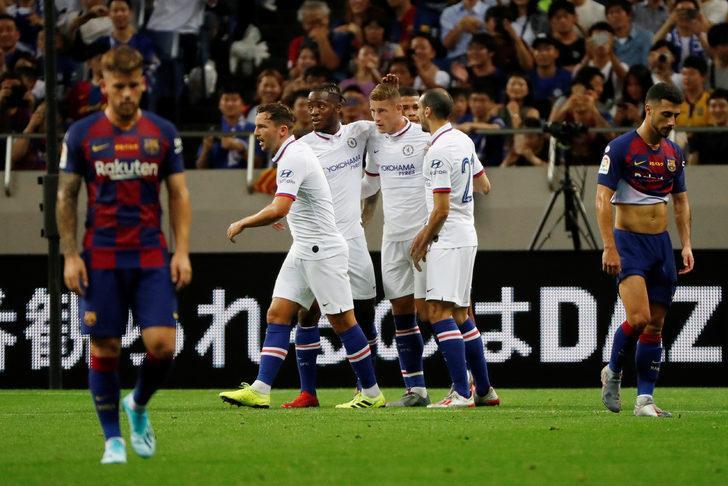 Barcelona 1 - 2 Chelsea