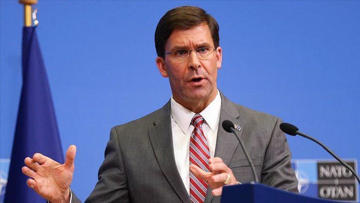 Son dakika: ABD'nin yeni Savunma Bakanı belli oldu!