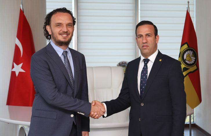 Yeni Malatyaspor'a Avrupa'da başarı ziyareti