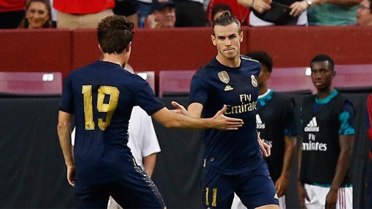 Real Madrid'den müthiş geri dönüş