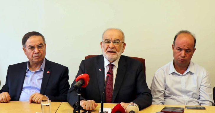 Karamollaoğlu: Hakan Atilla'nın tutukluluğu hukuksuzdu