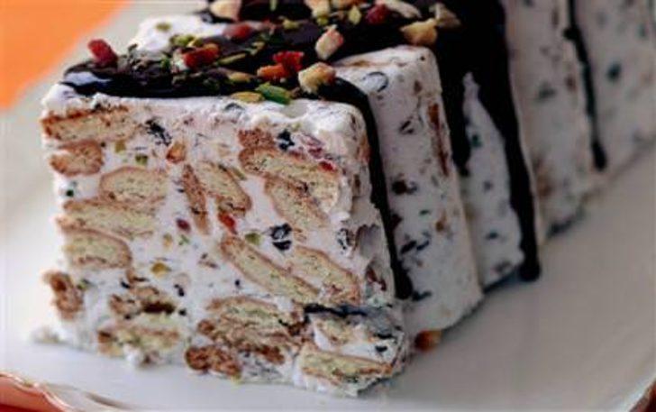 Bebe Bisküvili Soğuk Pasta