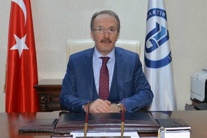 "Rektör Uzun'un ""Basın Bayramı"" mesajı"
