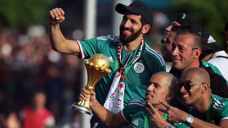 FIFA dünya sıralamasında Cezayir'den büyük çıkış