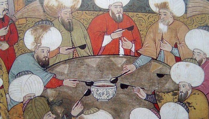Kekikli Yılan Bağından Peynirli Baklavaya: Osmanlı'da Padişahların En Sevdiği Yemekler