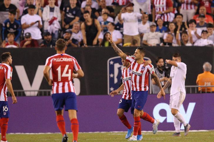 Atletico Madrid 7 - 3 Real Madrid