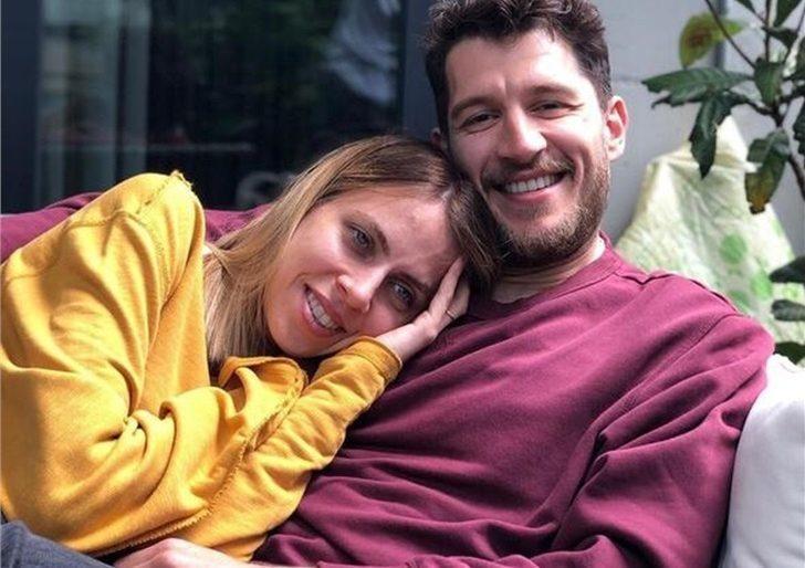 Uraz Kaygılaroğlu eşi Melis Kaygırlaroğlu'yla boşanma kararı almışlardı! Flaş hamle