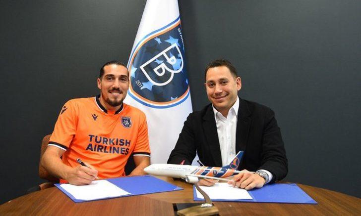 Başakşehir, Enzo Crivelli transferini duyurdu