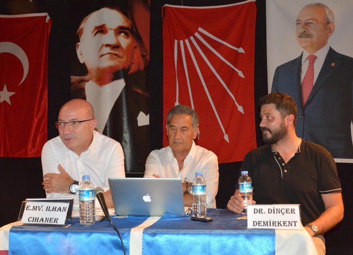 İlhan Cihaner: Önümüzdeki dört yılda seçimsiz bir süreç var
