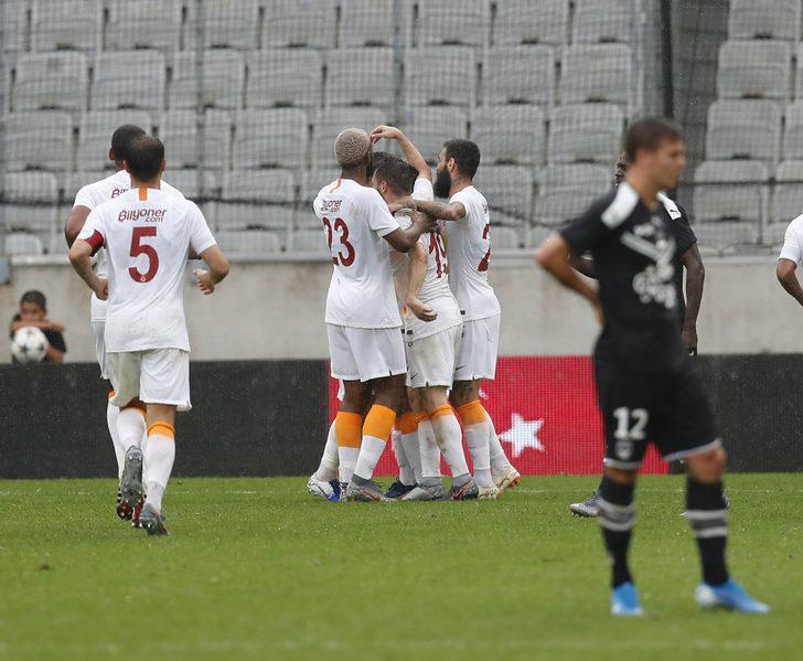 Bordeaux 1 - 3 Galatasaray