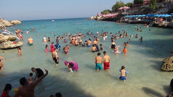 Kurban Bayramında turizmcilerin umudu yerli turist