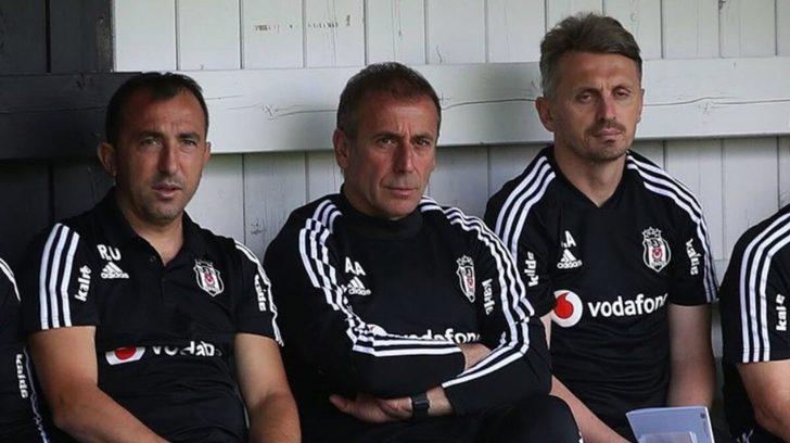Beşiktaş'ta flaş istifa!