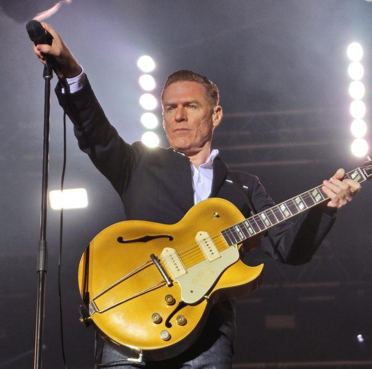 Bryan Adams konseri için heyecan dorukta! Avantajlı biletler son gün 2 Ağustos