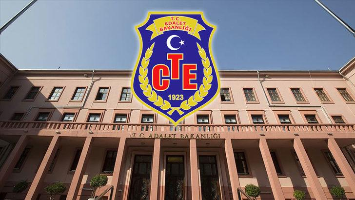 İl il Adalet Bakanlığı ve CTE personeli başvuru sonuçları