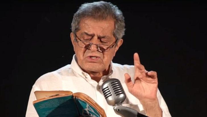 Usta sanatçı Haldun Ergüvenç hayatını kaybetti