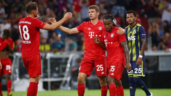 Bayern Münih 6 - 1 Fenerbahçe