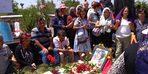 Kadınlar, kocası tarafından öldürülen Hatice Kavak için toplandı