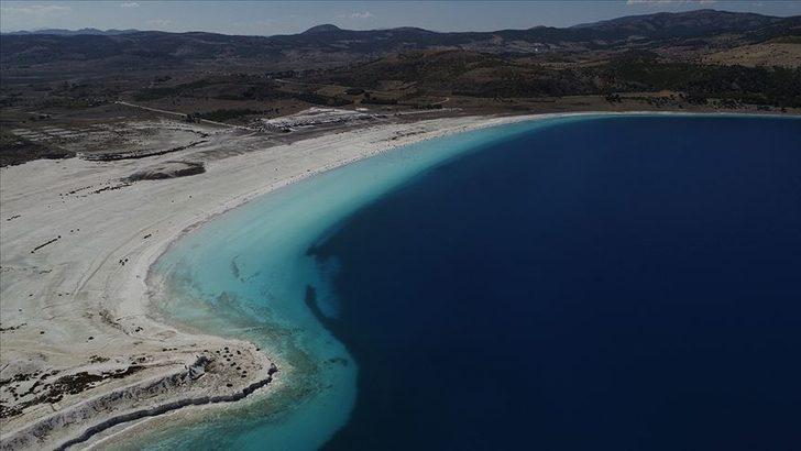 CHP Genel Başkan Yardımcısı Gülizar Biçer Karaca'dan Salda Gölü açıklaması