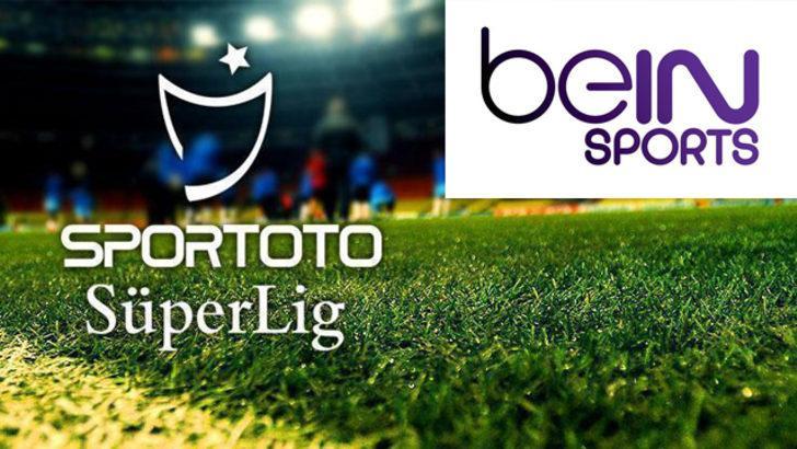 Süper Lig maçları yeni sezonda da BeIN SPORTS'ta yayınlanacak